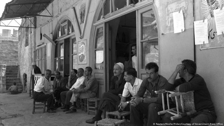 Eine Szene aus der Altstadt Jerusalems kurz nach dem Krieg. Sie wurde 1967 besetzt (Archivaufnahme); Foto: Reuters/Moshe Pridan/Courtesy of Government Press Office