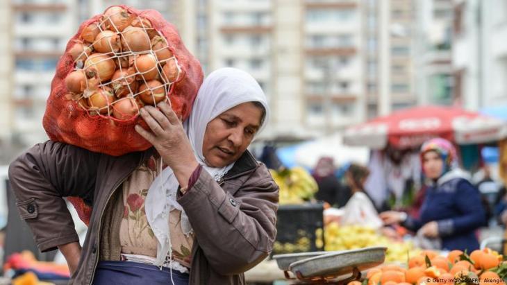 Markt Diyarbakir Türkei; Foto: Getty Images/AFP/I.Akengin