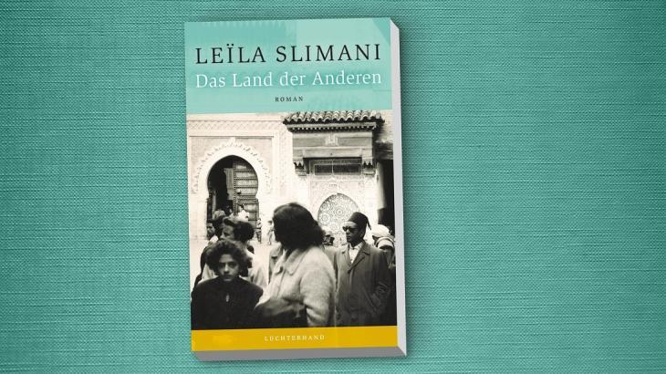 """Buchcover Leila Slimani """"Das Leben der Anderen""""; Quelle: Luchterhand Verlag"""
