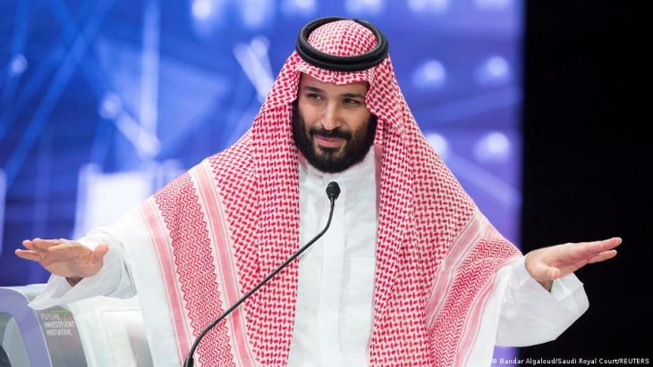 Saudi Arabien Kronprinz Mohammed bin Salman: Foto: Bandar Al Ghaloud/Saudi Royal Court/Reuters