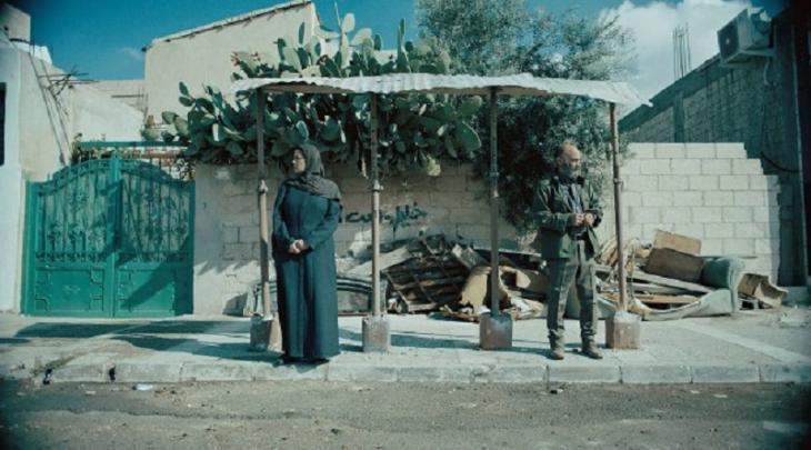 """In der Welt, in der Issa und Siham leben, ist die Ehe eine Angelegenheit sozialer Absprachen. Eine Szene aus dem Film """"Gaza mon amour"""". (Foto: Alamode Film)"""