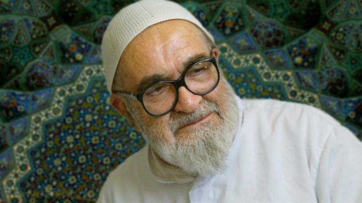 Großayatollah Hossein Ali MOntazeri; Foto: amontazeri.com