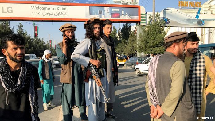 Die Taliban haben die Kontrolle in Afghanistan übernommen. (Foto: REUTERS)