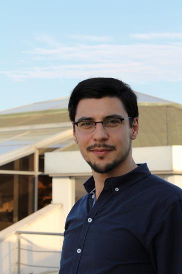 Ali Aslan Gümüsay, Foto: Kübra Gümüsay