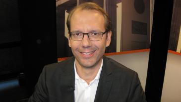 Jan Kuhlmann; Foto: DW