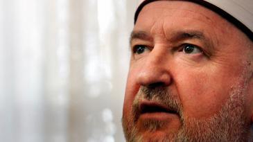 Sheikh Mustafa Cerić (photo: Getty Images)