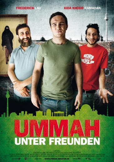 "Filmposter ""Ummah"" (© Senator Films)"