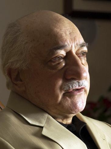 Fetullah Gülen; Foto: AP