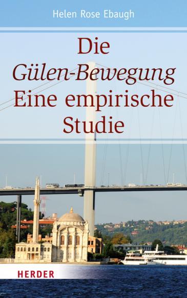 Buchcover Die Gülen-Bewegung im Herder-Verlag