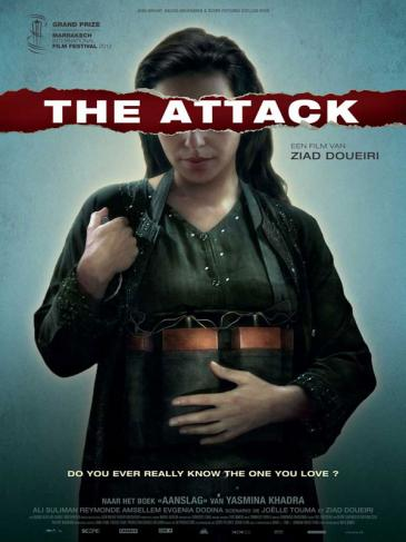 Filmplakat The Attack