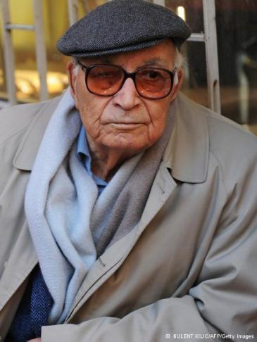 Der türkische Autor Yaşar Kemal; Foto: AFP/Getty Images
