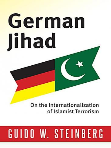 Buchcover German Jihad von Guido Steinberg (Quelle: Columbia University Press)