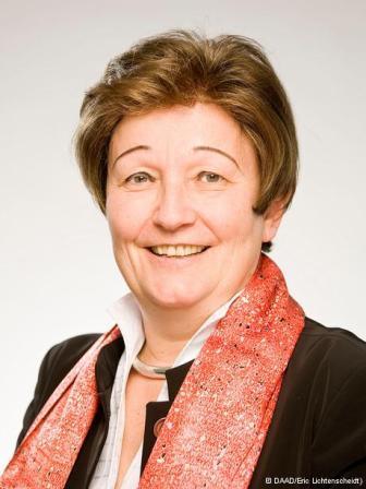 DAAD-Generalsekretärin Dorothea Rüland; Foto: DAAD/ Eric Lichtenscheidt