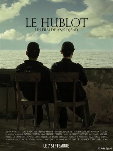 "Film poster ""Le Hubolt"" (photo: Anis Djaad)"
