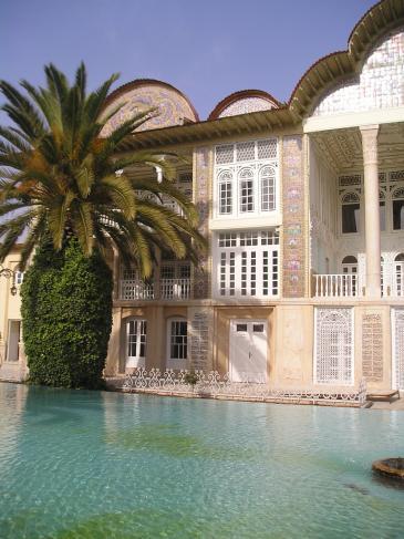 Eram-Garten in Schiraz, Foto: wikipedia