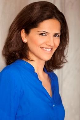 Bloggerin Marina Chamma; Foto: Bernard Khalil