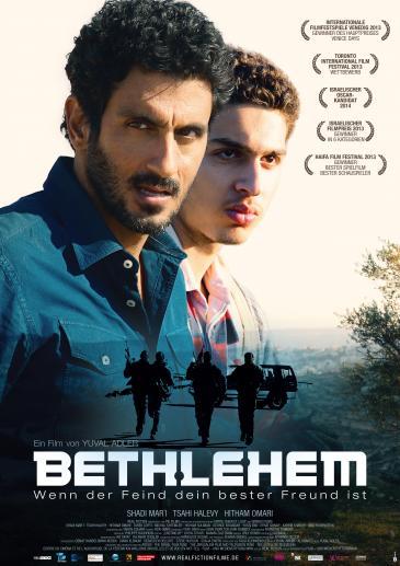 """Film poster for the film """"Bethlehem"""""""