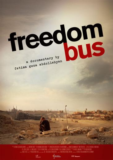 """Poster for the film """"Freedom Bus"""" (photo: ifproductions)"""