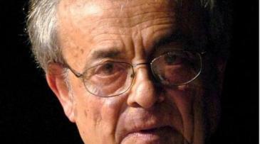 Der syrisch-libanesische Dichter Adonis; Foto: dpa