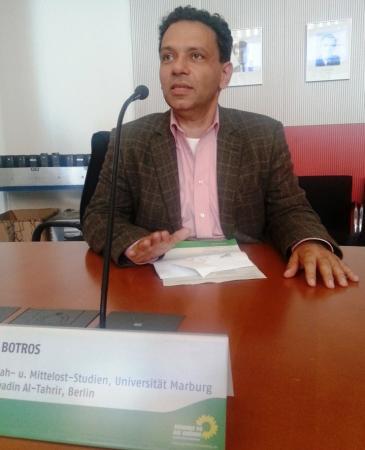 Dr. Atef Botros; Foto: privat