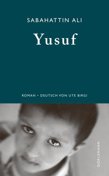 """Buchcover """"Yusuf"""" von Sabahattin Ali im Dörlemann-Verlag"""