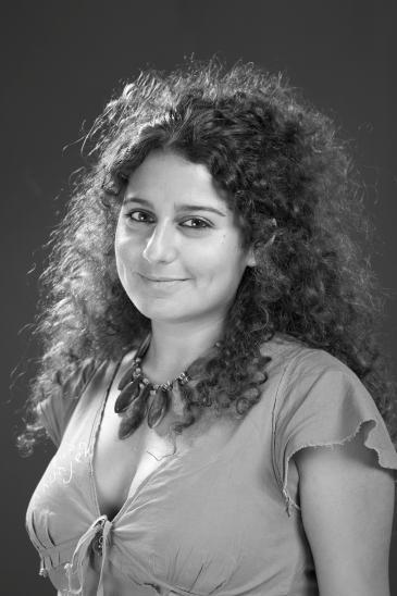 Zeina Abirached; Foto: avant-verlag