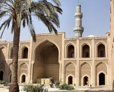 Al-Mustansiriya University in Baghdad. Photo: Wikipedia Commons