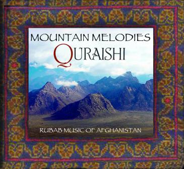 "Cover ""Mountain Melodies"" von Quraishi; Foto: Evergreene Music"