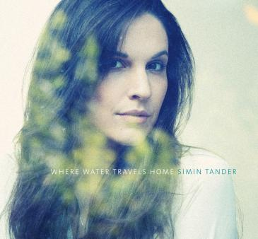 """CD-Cover """"Where Water Travels Home"""" von Simin Tander; Foto: www.simintander.com"""
