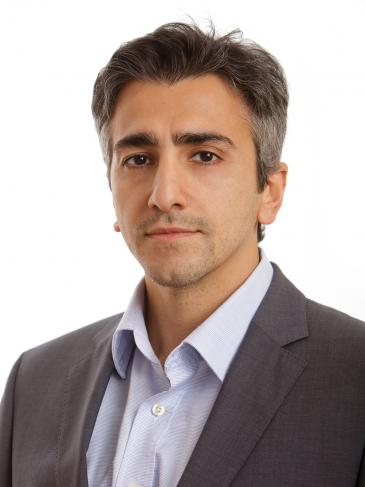 Dr. Cemal Karakas; Foto: Hessische Stiftung Friedens- und Konfliktforschung (HSFK)