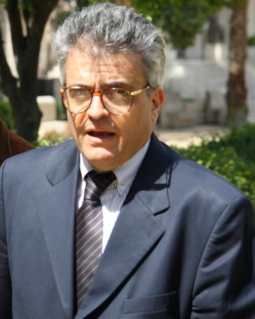 Michel al-Maqdissi; Foto: Mona Sarkis