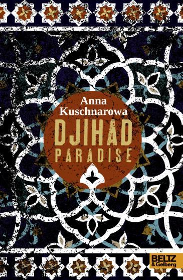 "Buchcover ""Djihad Paradise"" im Beltz & Gelberg Verlag"