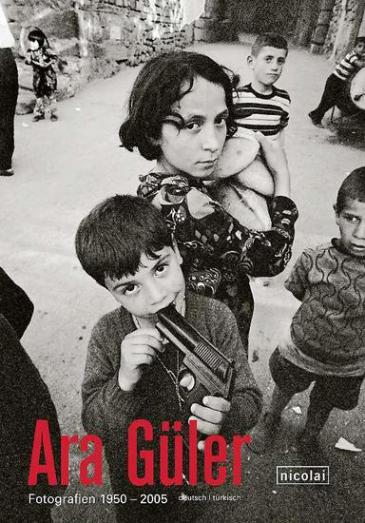 Ausstellungskatalog Fotografien von Ara Güler im Berliner Nicolai-Verlag