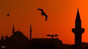 Moschee in Istanbul Symbolbild; Foto. AP