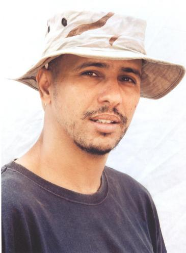 Mohammedou Ould Slahi; Foto: International Committee of the Red Cross/Wikimedia Commons