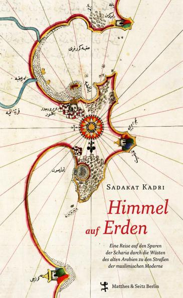 """Buchcover """"Himmer auf Erden"""" im Verlag Matthes & Seitz"""