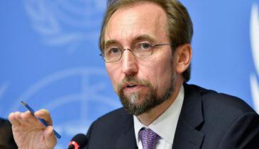 Zeid Ra'ad Al Hussein, Hoher Kommissar für Menschenrechte der Vereinten Nationen; Foto: UN
