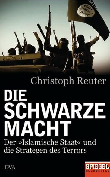 """Buchcover """"Der Islamische Staat und die Strategen des Terrors""""; DVA/Spiegel Buchverlag"""