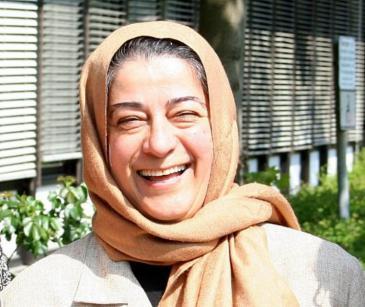Hamideh Mohagheghi. Foto: Universität Potsdam