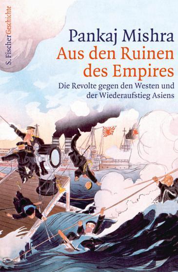 """Buchtitel """"Aus den Ruinen des Empires""""."""