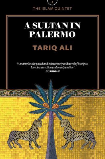 """Buchcover """"A Sultan in Palermo""""; Quelle: verso books"""