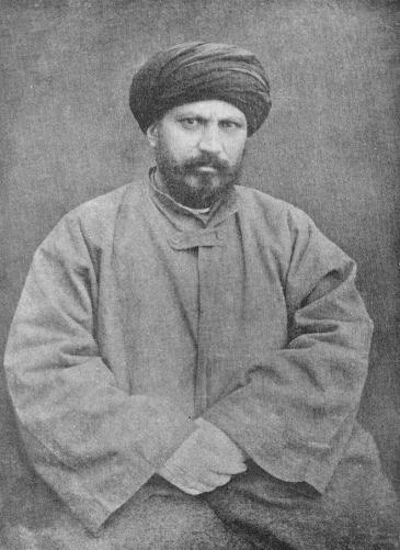 Dschamal ad-Din al-Afghani , Quelle: wikipedia
