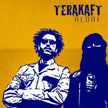 "Cover des Albums ""Alone"" von Terakaft; Quelle: Outhere records"