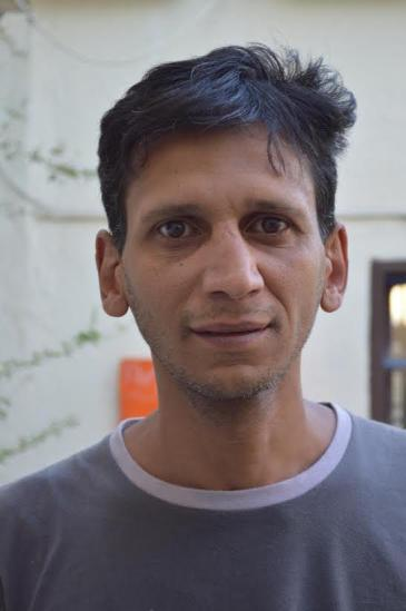 Der jordanische Journalist Tamer Khorma; Foto: privat