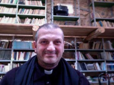 Jesuitenpater Jacques Mourad; Foto: privat