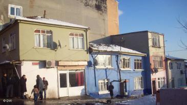 Sulukule, Viertel von Istanbuler Roma; Foto: DW