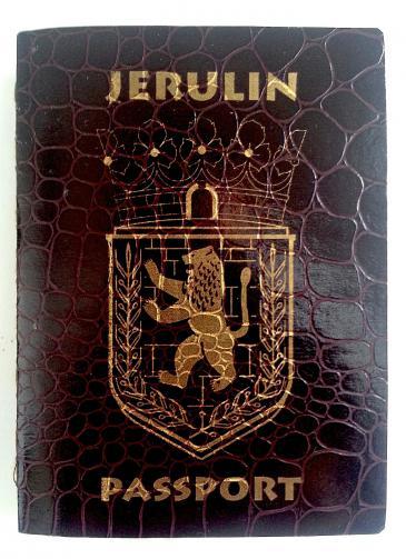"""""""Jerulin""""-Pass; Foto: Guy Briller"""
