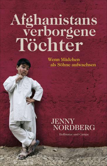 """Buchcover """"Afghanistans verborgene Töchter"""" von  Jenny Nordberg im Verlag Hoffmann & Campe"""