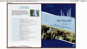 """Cover Al-Qaida-Zeitschrift """"Inspire"""""""