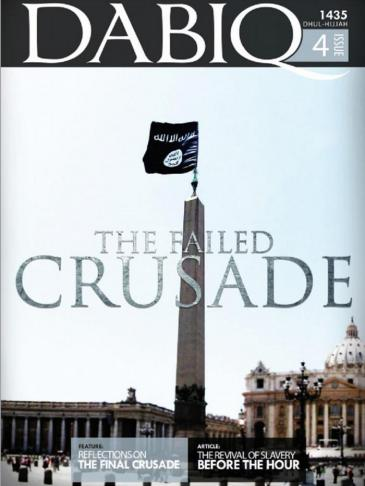 "IS-Propagandamagazin ""Dabiq"""